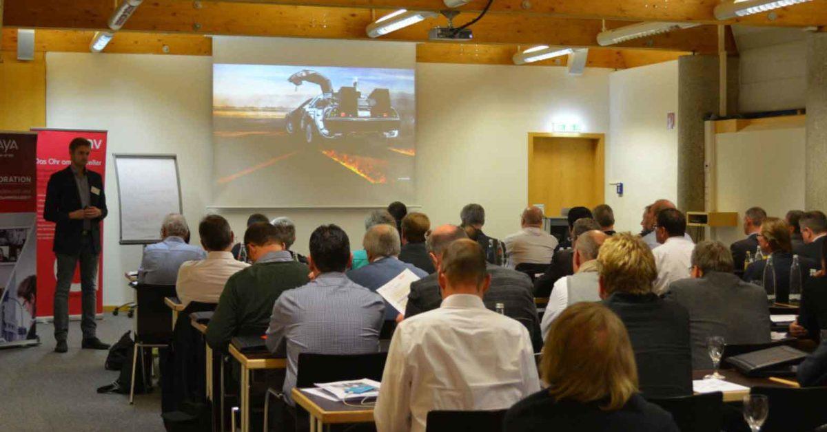 virtualQ auf der Jahreskonferenz Avaya Anwendervereinigung