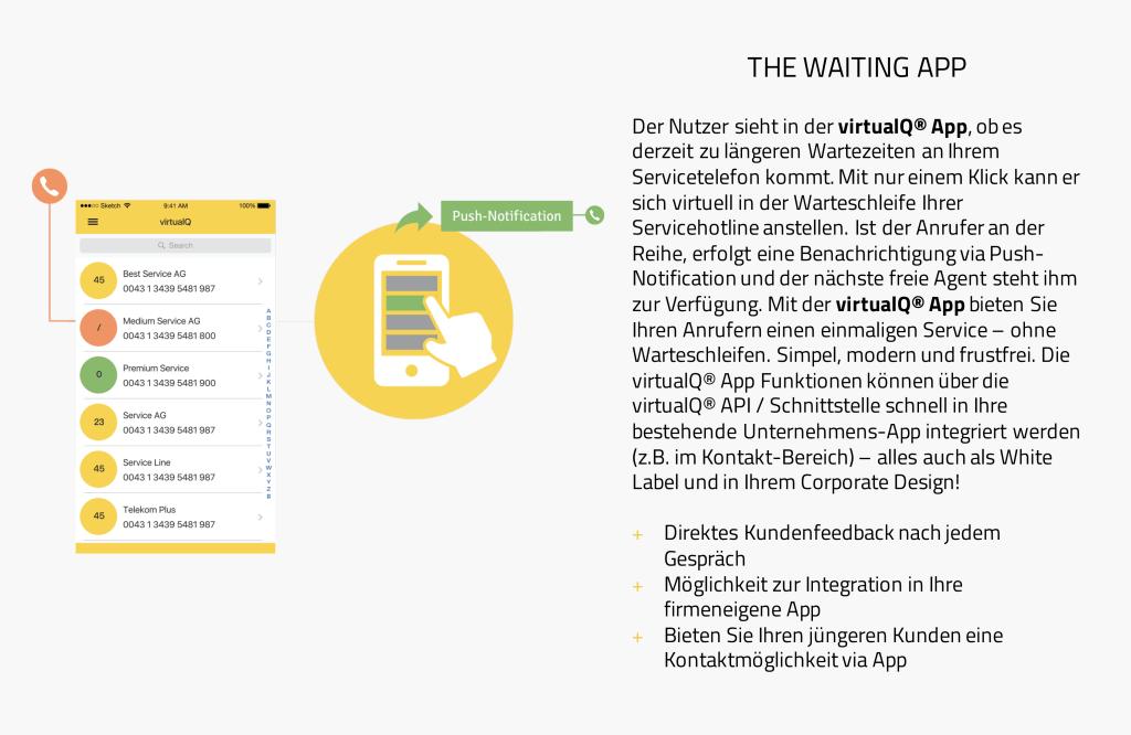 Waiting App