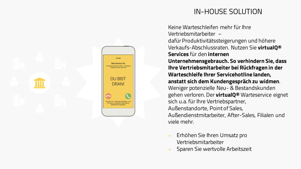 In-House Solution