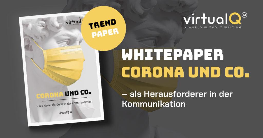 Corona und Co. - als Herausforderer in der Kommunikation Whitepaper