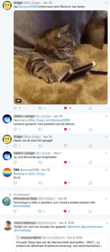 vitualQ Tweets