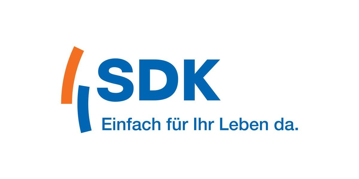 Süddeutsche Krankenversicherung a.G. SDK Logo