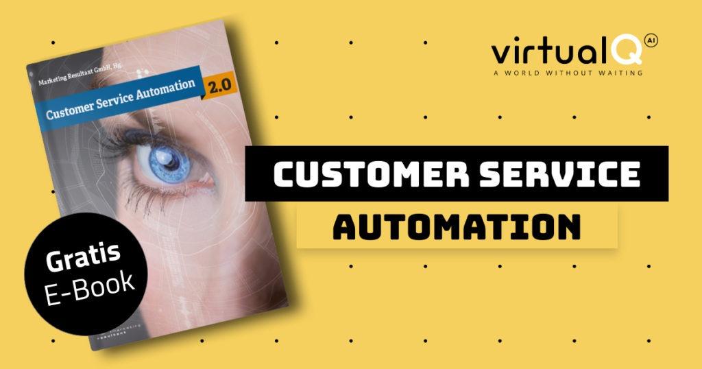 E-Book Harald Henn Customer Service Automation 2.0